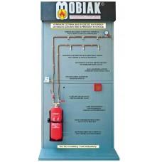 Σύστημα Κατάσβεσης F-CLASS / Wet Chemical CE (B)